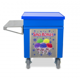 Gold Medal 1025 Insulated Sno-Kone Chest