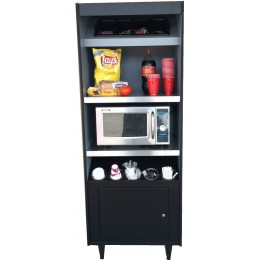 All State 272-HT-5-N/L Condiment Stand