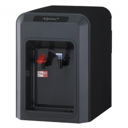 Alpine 3003 Aurora Classic POU Countertop Water Cooler Hot and Cold