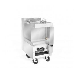 American Range ARPC-18 Professional Series Pasta Cooker 15 Gallon 3 Ring Burner Gas