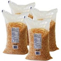 Benchmark USA 40507 Bulk Popcorn 12.5lb Bags 4/CS