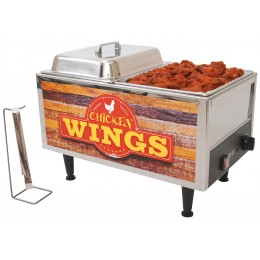 Benchmark USA 51072W Chicken Wings Warmer