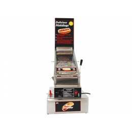 Benchmark USA 60024 The Doghouse Hot Dog Cooker