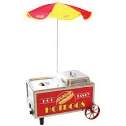 Benchmark USA 60072 Hotdog Mini Cart Steamer