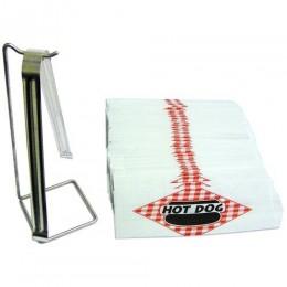 Benchmark USA Hot Dog Starter Kit