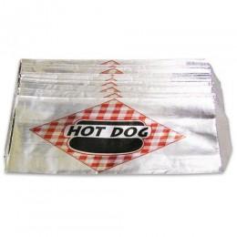 Benchmark USA Hot Dog Foil Bags
