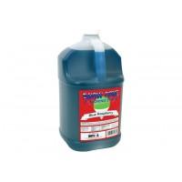Winco Benchmark 72001 RTU Snow Cone Syrup Blue Raspberry 1/Gal