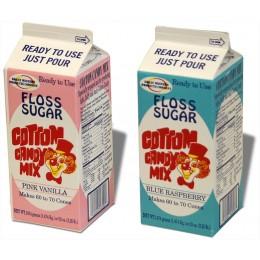 Benchmark 82004 Cotton Candy Sugar Floss 3.5 lb Grape