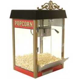 Benchmark USA Street Vendor 4 Antique Popcorn Machine 4 oz