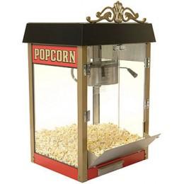 Benchmark USA Street Vendor 6 oz Antique Popcorn Machine