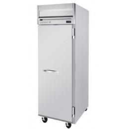 Beverage Air HF1HC-1S Horizon Series Solid Door Freezer, 24 cu. ft.