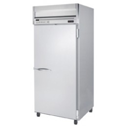Beverage Air HF1W-1S Horizon Series Wide Solid Door Freezer, 34 cu. ft.