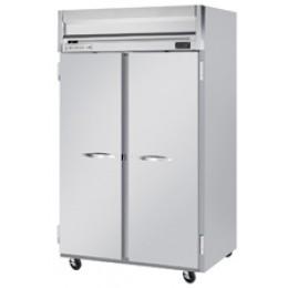 Beverage Air HFP2-1S Horizon Series Solid Door Freezer, 49 cu. ft.