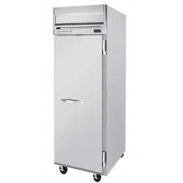 Beverage Air HFPS1HC-1S Horizon Series Solid Door Freezer, 24 cu. ft.