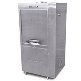 Blakeslee FL-121 Pot and Untensil Washer Front Load Single Rack 7.5HP 26 Racks Per Hour Electric
