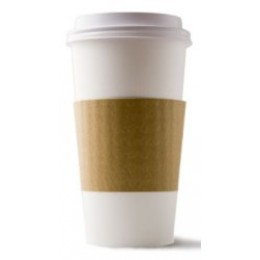 BriteVision 8 Oz. Insulating Hot Cup Coffee Sleeve 1200/CS