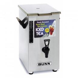 Bunn TD4 4 Gallon Iced Tea Dispenser - Square