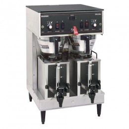 Bunn Dual Brewer w/ Portable Servers - 3 Setting 240V