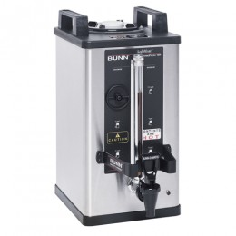 Bunn Soft Heat 1.5 Gallon Coffee Server - Stainless Steel