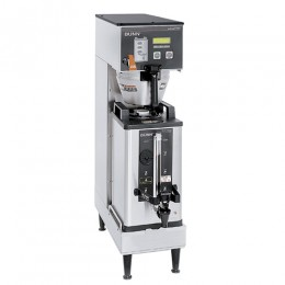 Bunn BrewWISE SH DBC Soft Heat Single Brewer with Funnel Lock