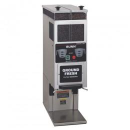 Bunn BrewWISE G9-2T DBC Control Coffee Grinder-Double Hopper 120V