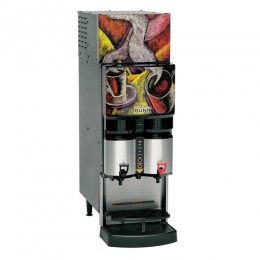 Bunn LCR-2 Refrigerated Liquid Coffee Dispenser 120/240V