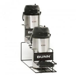 Bunn UNIV-2 APR Two Tier Two Pot Universal Airpot Rack