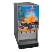 Bunn JDF-4S PC LD Cold Beverage Juice Dispenser Portion Control 120V