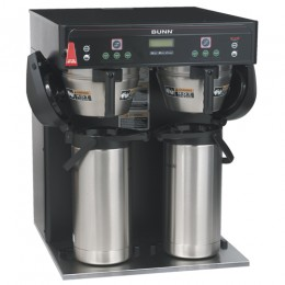 Bunn ICB Infusion Twin Coffee Brewer Black 120/240V