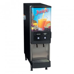 Bunn JDF-2S 2 Flavor Cold Beverage Juice Dispenser - 120V