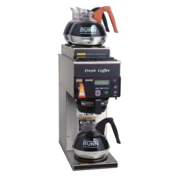 Bunn AxiomP-3-DV Automatic Coffee Brewer with 1 Lower and 2 Upper