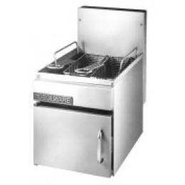 Cecilware GF10 Countertop Gas Deep Fryer 10 lbs
