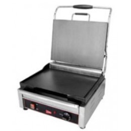 Cecilware SG1SF Panini Sandwich Grill Single Flat