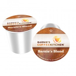Barnie's SNBA328150-96 Blend Roast Coffee Cups, 96 Total