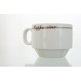 Comobar Cappuccino Cups and Saucers 24/CS