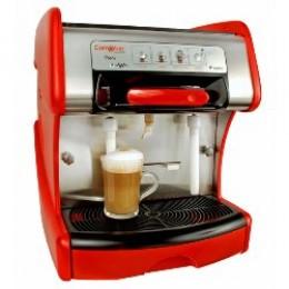 Italia ITALIA-RD Espresso Machine Red