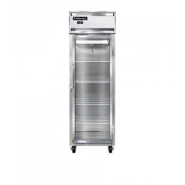 Continental 1F-GD Glass Door Reach In Freezer 26