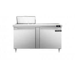 Continental DL60-8 Designer Line Sandwich/Salad Unit 60
