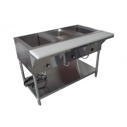 Cozoc ST5005-3 Steamer Table, 47
