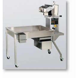 Cretors G53 Knock Down Table and Filter Hood
