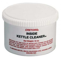 Cretors 2156 Inside Kettle Cleaner 16oz 12/CS
