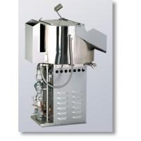 Cretors Gas Giant 60 oz, Stainless Steel Kettle, Digital, R/H Dump, LP, 120V