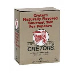 Cretors 97940 Original Butter Flavor Popcorn Salt 12-2 lb Bags/CS