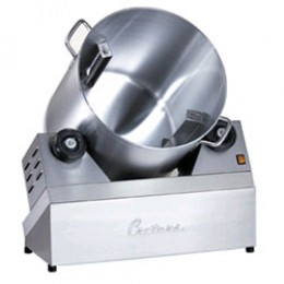 Cretors 5 Gallon Heavy Duty CMT5A-CT Coater Mixer Tumbler, Timer 120V