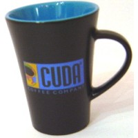 Cuda Coffee Mug Blue