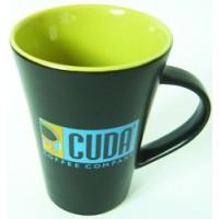 Cuda Coffee Mug Green