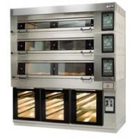Doyon 4T4 Artisan Stone Deck Oven - 4 Stone
