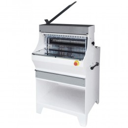 Doyon CPF418 Floor Model Bread Slicer 3/4