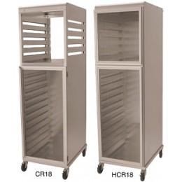 Doyon CR18 Bread Cabinet - Open/Closed
