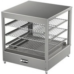 Doyon DRP3 Tabletop Pizza Warmer Merchandiser 3 Shelf